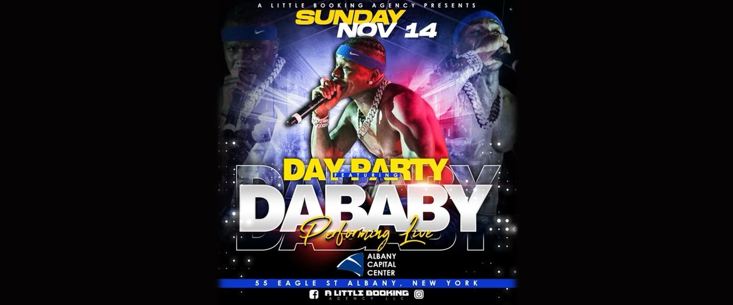More Info for Da Biggest Day Party f/ Live Performance by Dababy