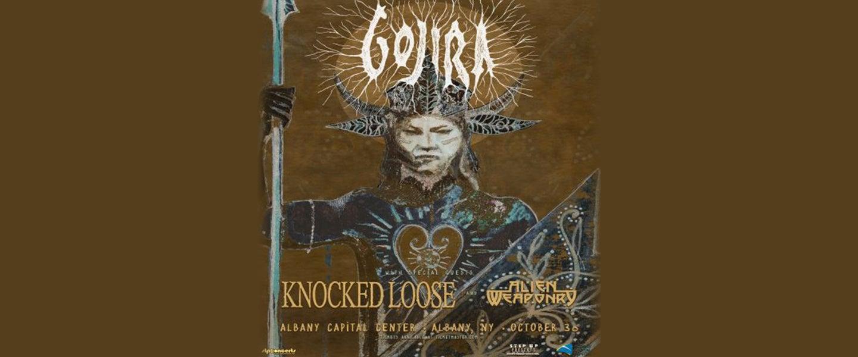 More Info for Gojira