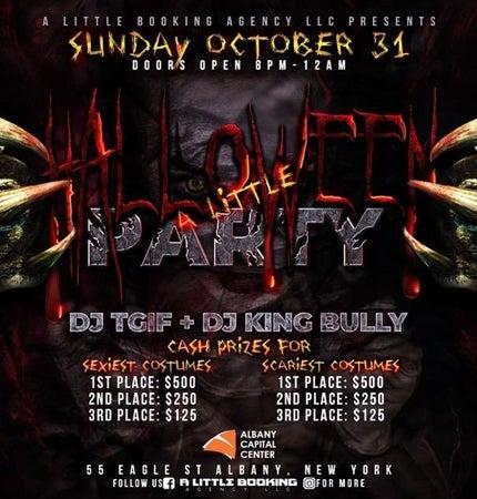 More Info for 518 Halloween Birthday Bash f/ Tek & Bully
